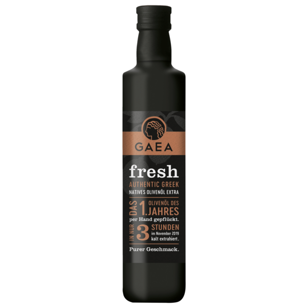 Gaea Fresh natives Olivenöl extra 500ml